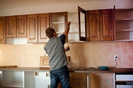 Cabinet refinishing in Lake Alfred FL