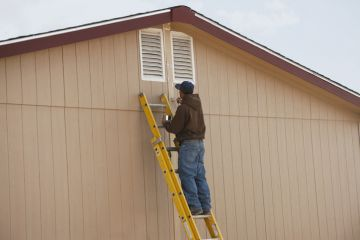 Mobile Home Painting