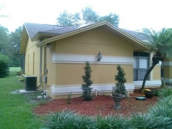 Exterior House Painting in Plant City, FL