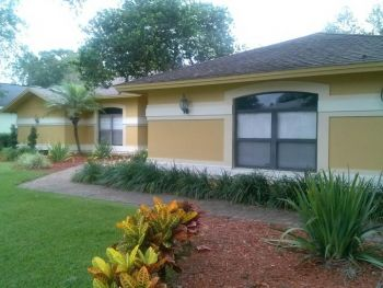 Exterior painting in Winter Haven, FL.